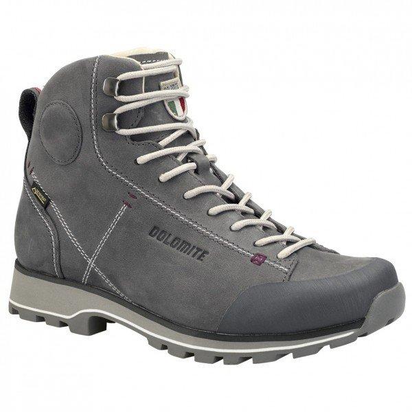 ドロミテ Shoe Cinquantaquattro High FG GTX ウーマン(Gunmeta Grey)