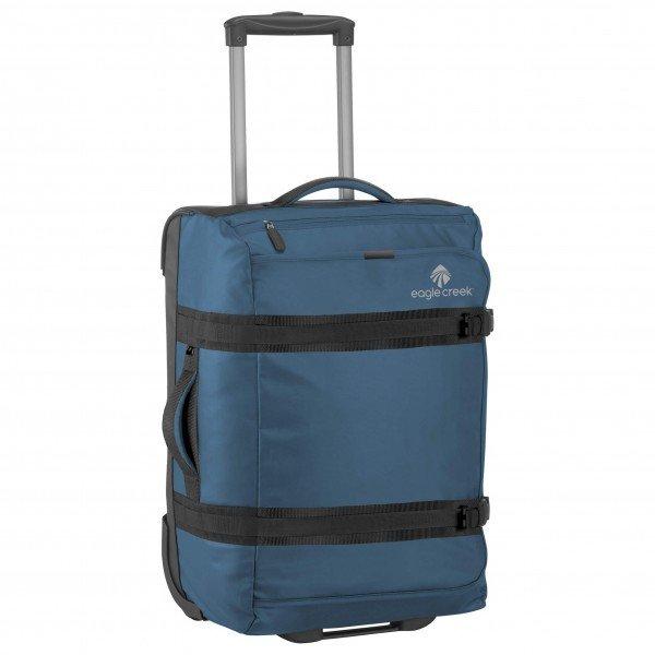 イーグルクリーク No Matter What Flatbed Duffel Int CarryOn 38 l(Slate Blue)