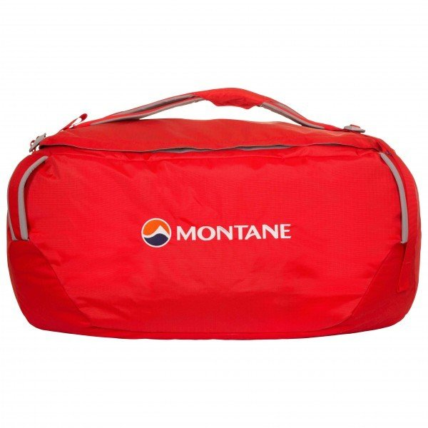 モンテイン Transition 100 Kit Bag(Flag Red)