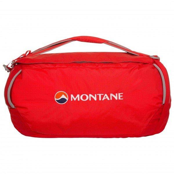 モンテイン Transition 60 Kit Bag(Flag Red)