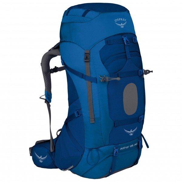 オスプレー Aether AG 85(Neptune Blue)