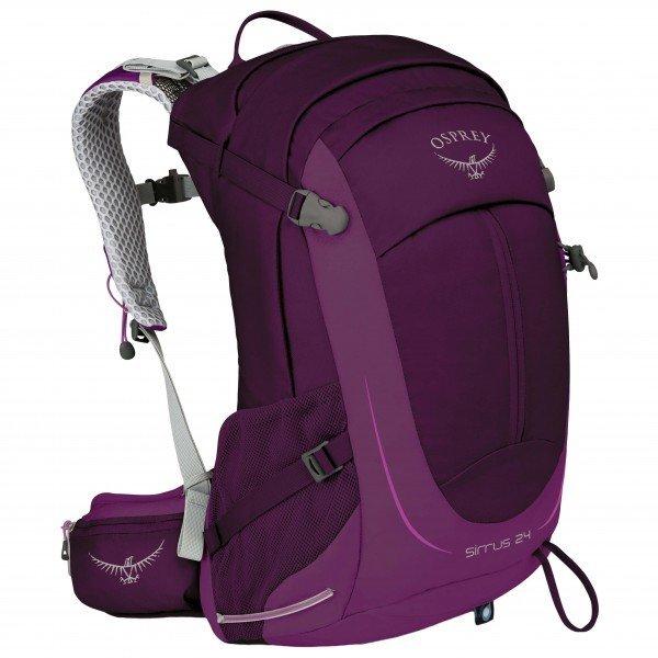 オスプレー シラス ウーマン 24 Sirrus Woman's 24 ( Ruska Purple )