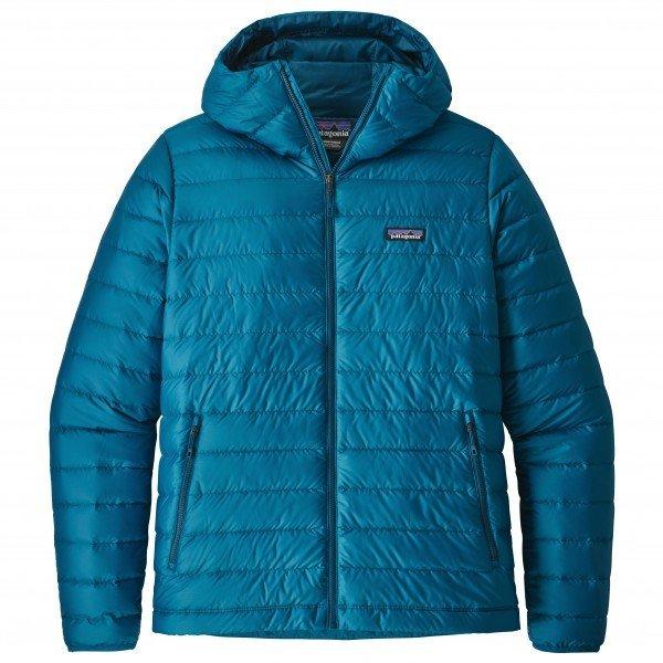 パタゴニア Down Sweater Hoody(Balkan Blue)