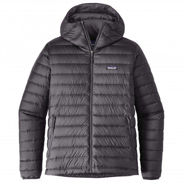 パタゴニア Down Sweater Hoody(Forge Grey)