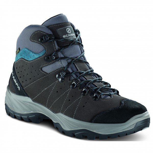 スカルパ Mistral GTX(Smoke / Lake Blue)