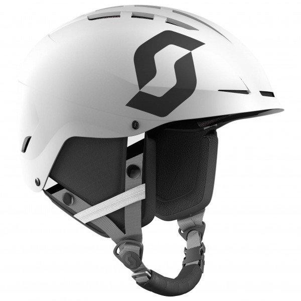 スコット Apic Plus スキーヘルメット(White Matt)