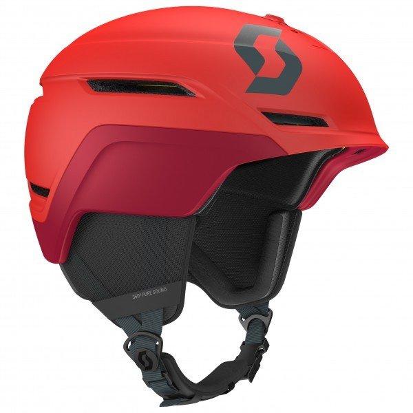 スコット Symbol 2 Plus スキーヘルメット(Radiant Red)