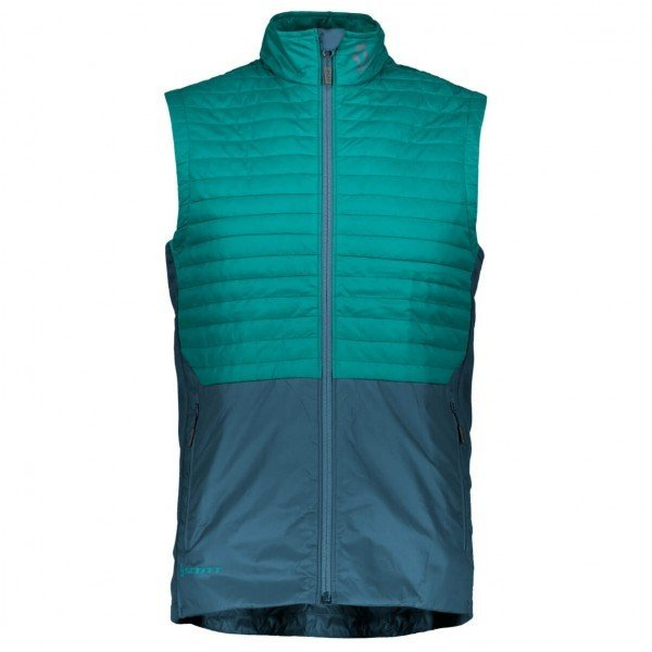 スコット Sco Vest Insuloft Light ベスト(Lake Blue / Nightfall Blue)