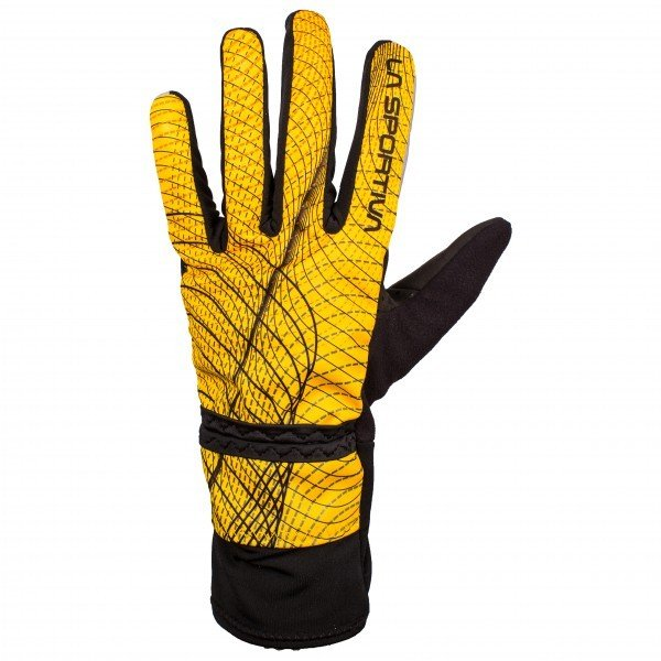 スポルティバ Winter Running Glove 手袋(Yellow / Black)