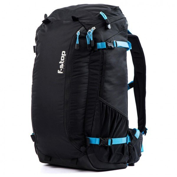 エフストップ Loka UL 37L(Black / Blue)