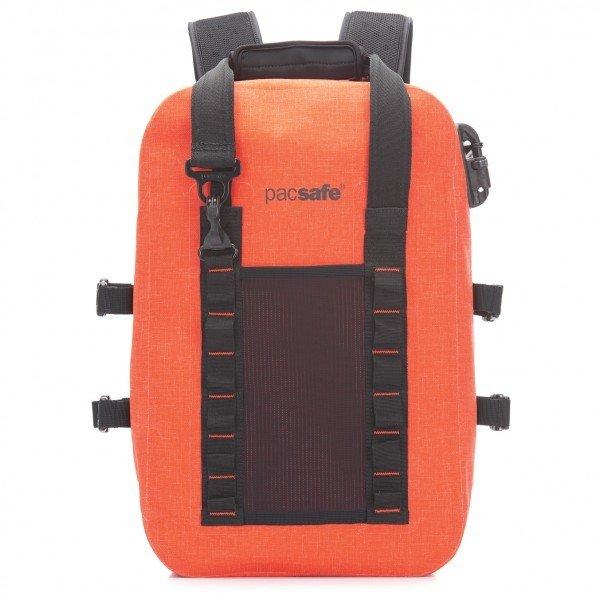 パックセーフ Pacsafe Dry 25 Backpack(Orange)