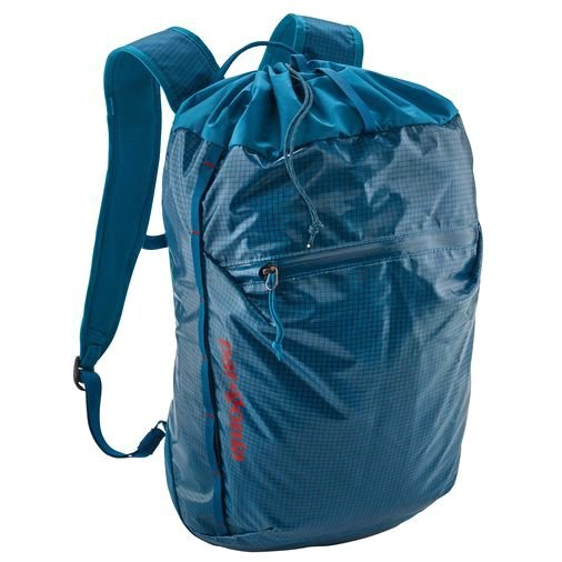 パタゴニア Lightweight Black Hole Cinch Pack 20L(Balkan Blue)