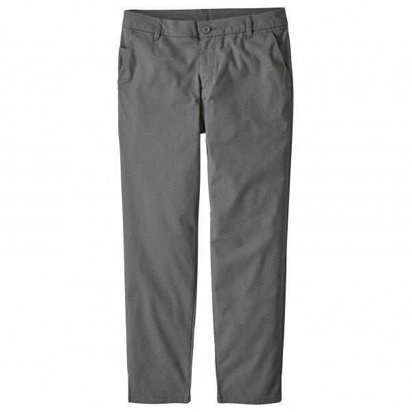 パタゴニア Stretch All-Wear クロップドパンツ ジーンズ レディース(Cave Grey)