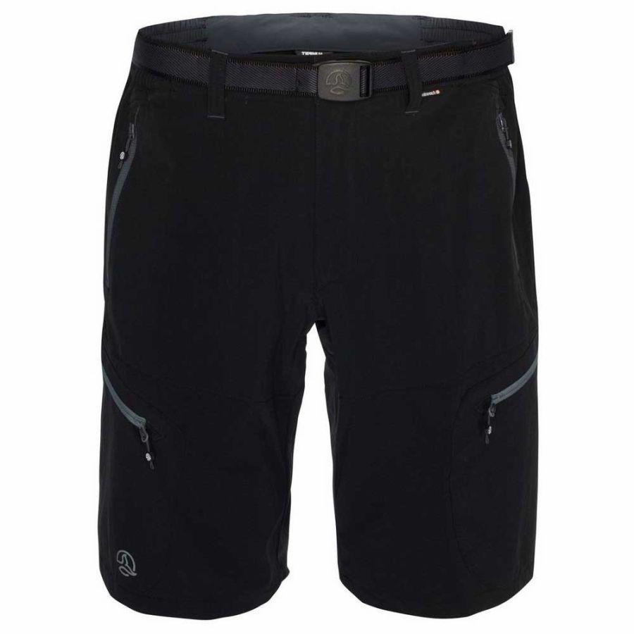 [テルヌア]Kross Bermuda パンツ(Black)