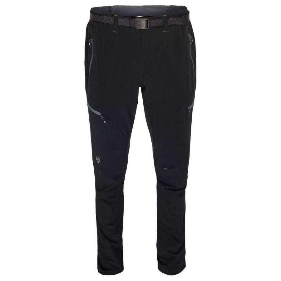 [ テルヌア ] Sabah パンツ ( Black )