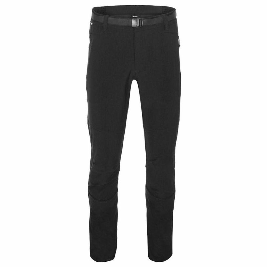[ テルヌア ] Upright パンツ ( Black )
