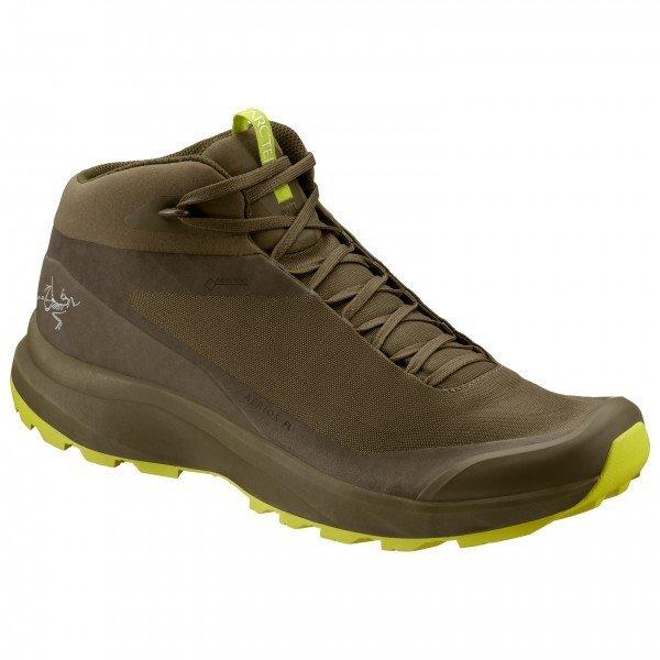 アークテリクス Aerios FL Mid GTX(Taan Forest / Lampyres)★登山靴・靴・登山・アウトドアシューズ・山歩き★