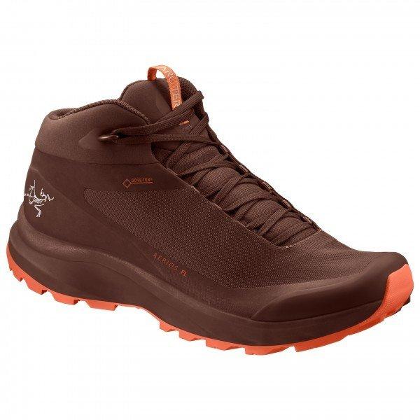 アークテリクス Aerios FL Mid GTX ウーマン(Redox / Boreal Burn)★登山靴・靴・登山・アウトドアシューズ・山歩き★