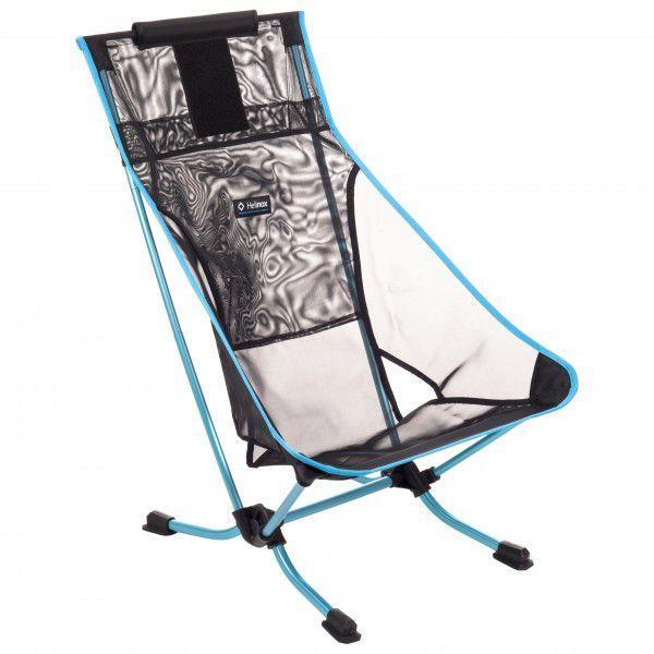ヘリノックス Beach Chair Mesh キャンピングチェア(Black)