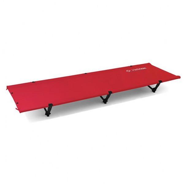ヘリノックス Cot One Convertible キャンプベッド(Red)