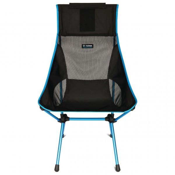 ヘリノックス Sunset Chair キャンピングチェア ( Black / Blue )
