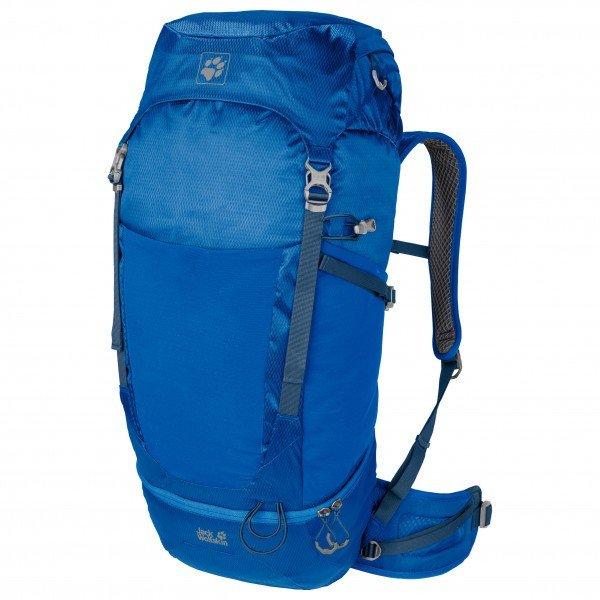 ジャックウルフスキン Kalari Trail 42 Pack(Electric Blue)