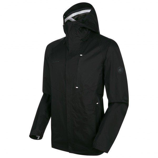 マムート Convey Pro HS フードジャケット(Black)
