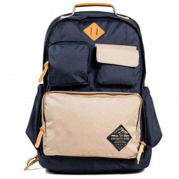 ユナイテッドバイブルー Tan) Arid Arid Backpack 24(Navy 24(Navy/ Tan), イナカダテムラ:7aab0a3e --- wap.cadernosp.com.br