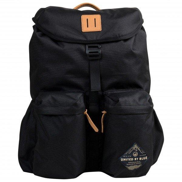 ユナイテッドバイブルー Base Base Backpack 30(Black) 30(Black), カミサイバラソン:c443b33f --- wap.cadernosp.com.br