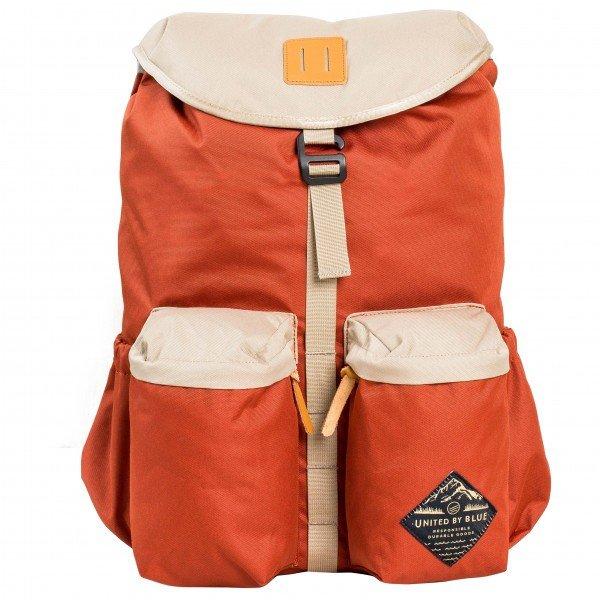 ユナイテッドバイブルー Base Backpack Base Backpack 30(Rust 30(Rust/ Tan), AGコーポレーション:ae761cfa --- wap.cadernosp.com.br