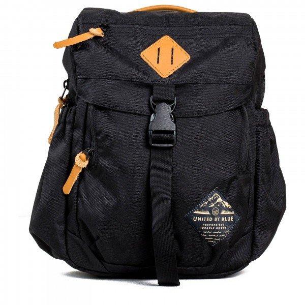 ユナイテッドバイブルー Bluff Utility Backpack 9(Black)