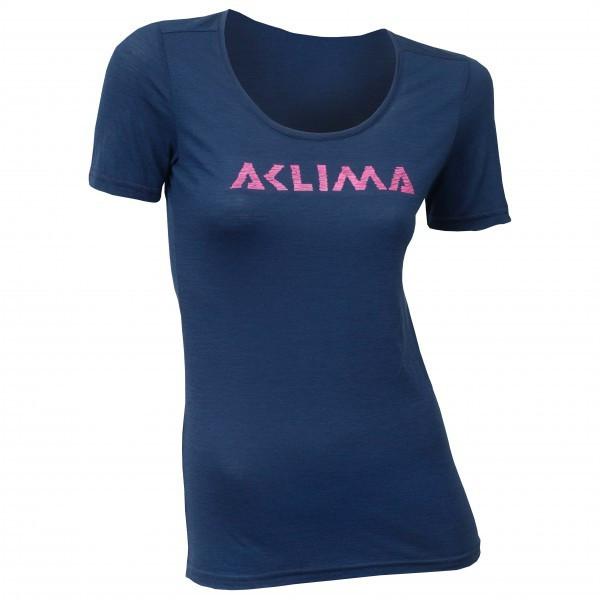 熱販売 アクリマ LW T-Shirt T-Shirt アクリマ Logo Tシャツ Tシャツ レディース(Insignia Blue), NARUMIYA ONLINE(ナルミヤ):c31d110f --- totem-info.com