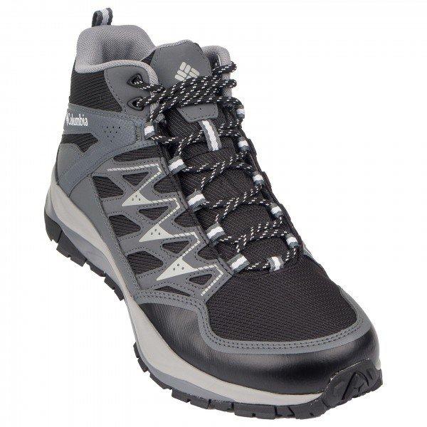 コロンビア Wayfinder Mid Outdry(Black / White)★登山靴・靴・登山・アウトドアシューズ・山歩き★
