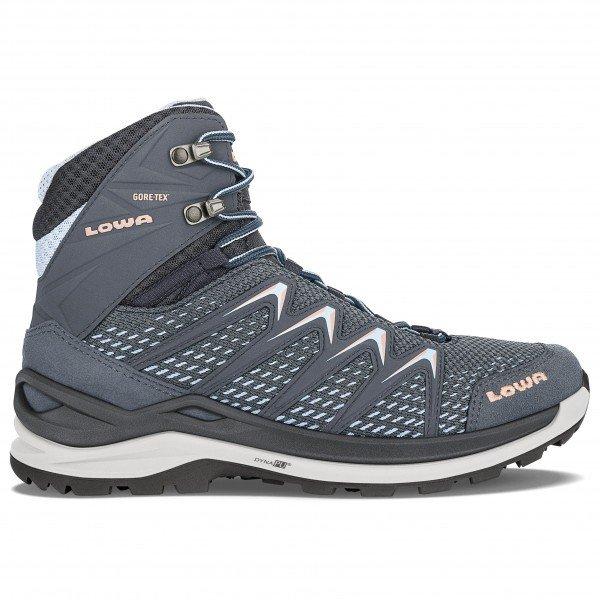 ローバー Innox Pro GTX Mid ウーマン(Steel Blue / Salmon)★登山靴・靴・登山・アウトドアシューズ・山歩き★