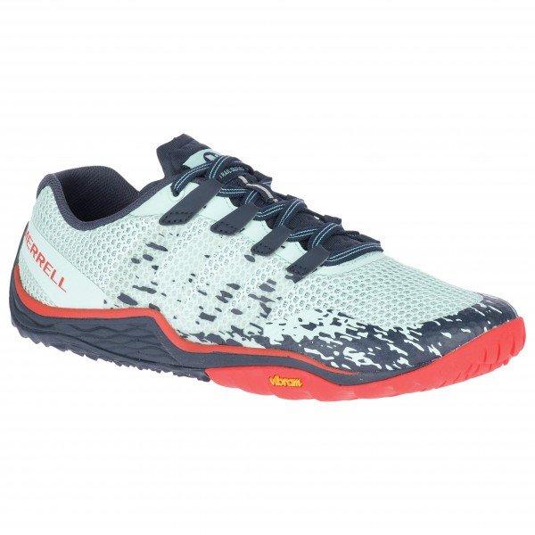 メレル Trail Glove 5 ウーマン(Aqua)★トレイルラン・山歩き・アウトドアシューズ・靴・登山★