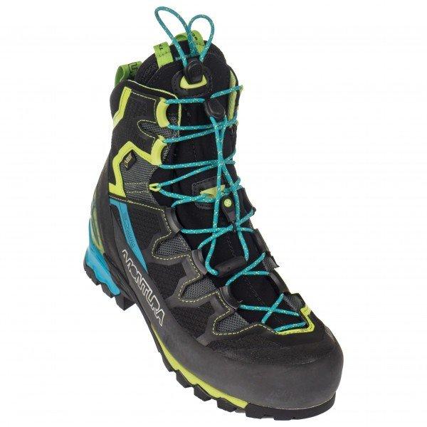 モンチュラ Supervertigo Carbon GTX ウーマン(Antracite / Verde Acido)★登山靴・靴・登山・アウトドアシューズ・山歩き★