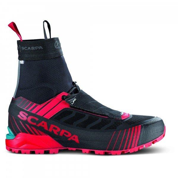 スカルパ Ribelle S OD(Black / Red)★登山靴・靴・登山・アウトドアシューズ・山歩き★