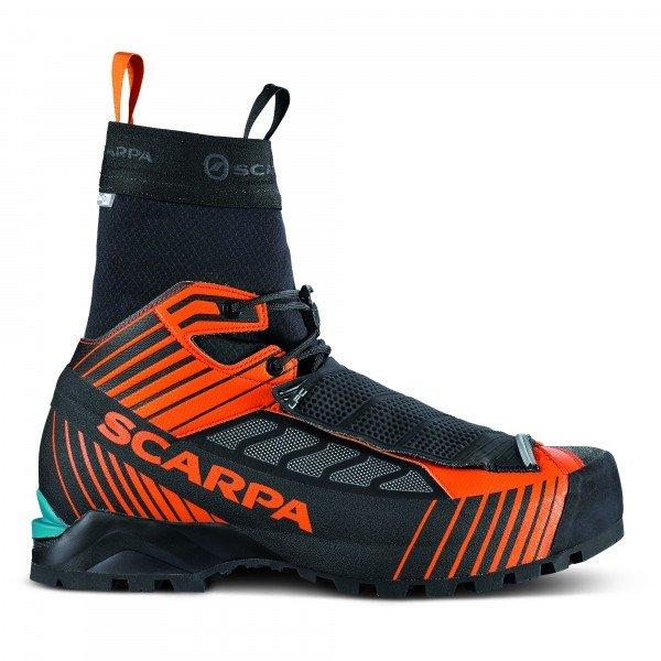 スカルパ Ribelle Tech OD(Black / Orange)★登山靴・靴・登山・アウトドアシューズ・山歩き★