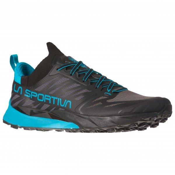スポルティバ Kaptiva(Carbon / Tropic Blue)★トレイルラン・山歩き・アウトドアシューズ・靴・登山★