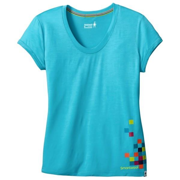 特別セーフ スマートウール Merino Tee 150 Merino Logo Tee Tシャツ レディース(Light Capri) Capri), キッズハウス もりもと:e93e92ed --- totem-info.com
