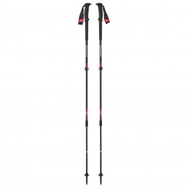ブラックダイヤモンド Trail Pro Trek Poles(Fire Red)