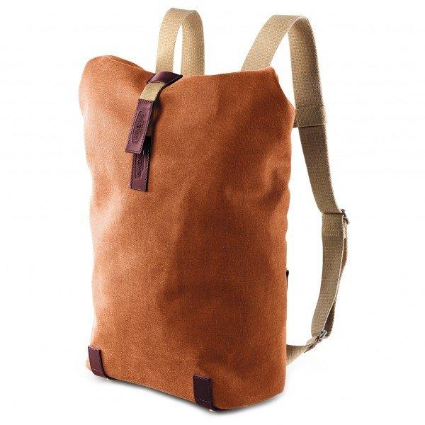 BROOKS ENGLAND ブルックスイングランド Pickwick Backpack Small 13(Goose Beak / Maroon)