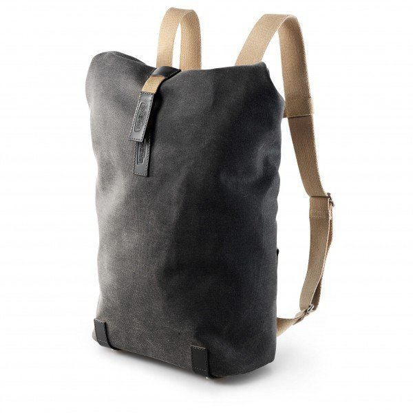 BROOKS ENGLAND ブルックスイングランド Pickwick Backpack Small 13 ( Total Black )
