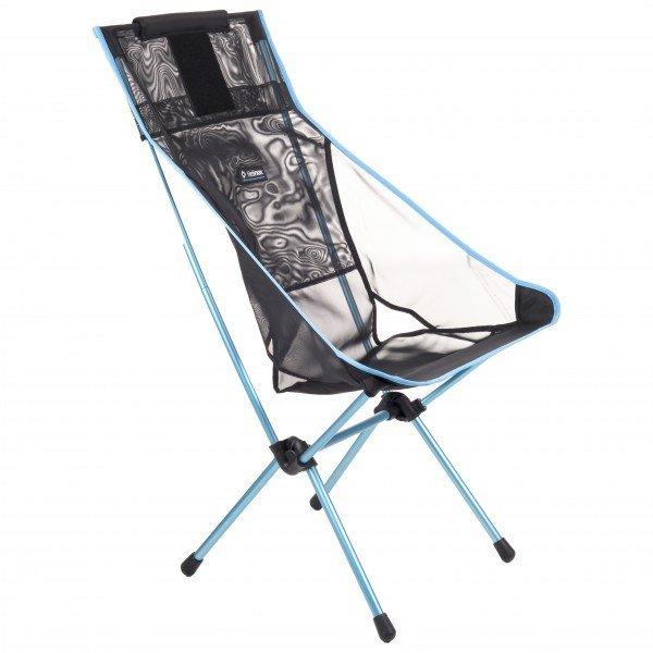 ヘリノックス Sunset Chair Mesh キャンピングチェア ( Black )