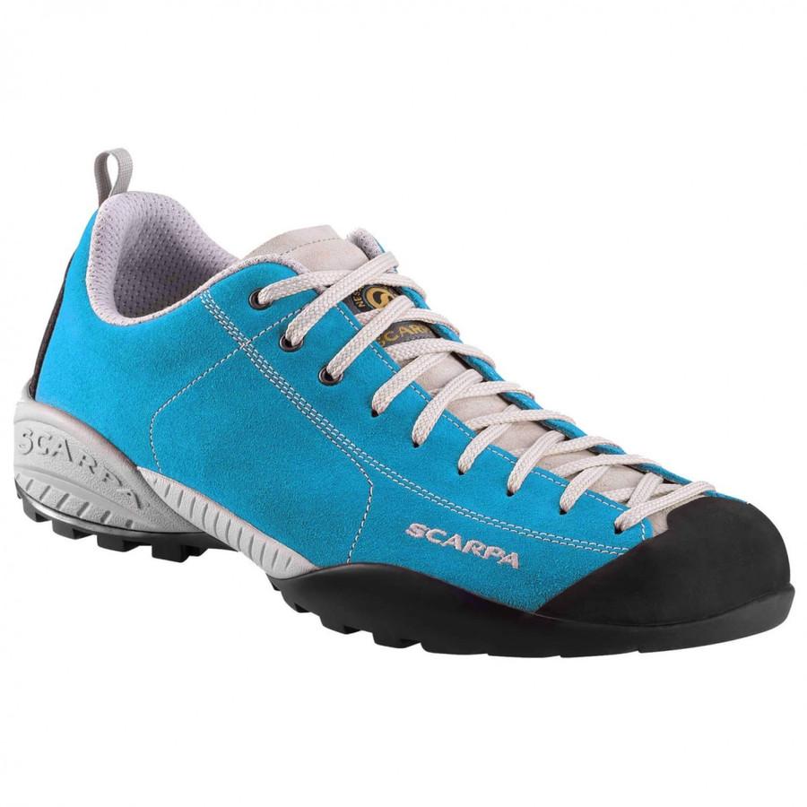 スカルパ モジト(Cyan Blue)★アプローチシューズ・山歩き・アウトドアシューズ・靴・登山★