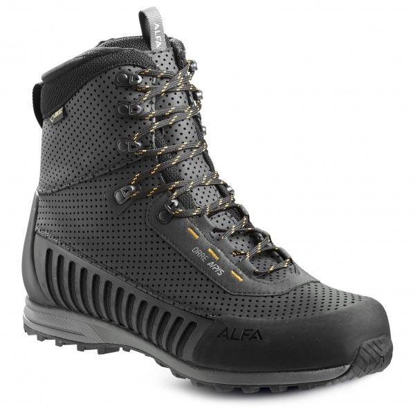 アルファ Orre A/P/S GTX(Black / Orange)★登山靴・靴・登山・アウトドアシューズ・山歩き★