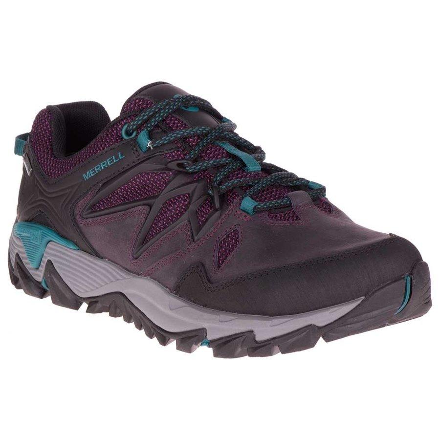 [ メレル ] All Out Blaze 2 Goretex ウーマン ( Berry ) ★ 登山靴 ・ 靴 ・ 登山 ・ アウトドアシューズ ・ 山歩き ★