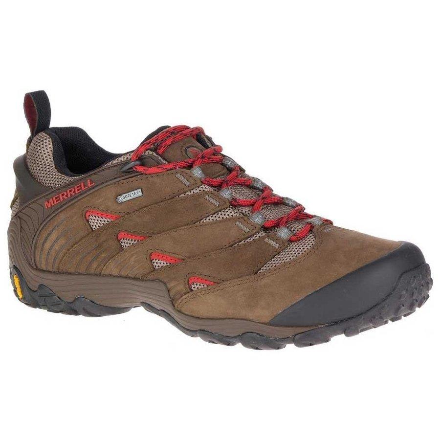 [ メレル ] Chameleon 7 Goretex ( Boulder ) ★ 登山靴 ・ 靴 ・ 登山 ・ アウトドアシューズ ・ 山歩き ★