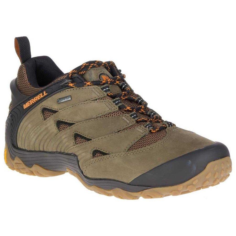[ メレル ] Chameleon 7 Goretex ( Dusty Olive ) ★ 登山靴 ・ 靴 ・ 登山 ・ アウトドアシューズ ・ 山歩き ★