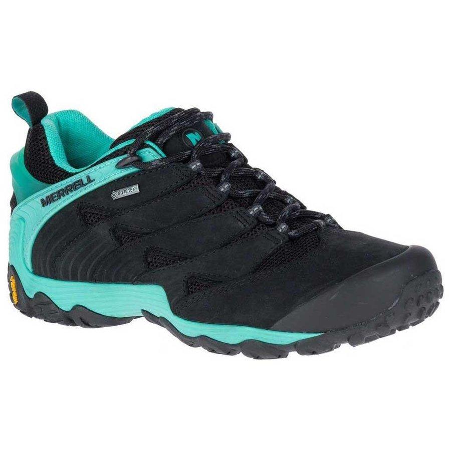 [メレル]Chameleon 7 Goretex ウーマン(Ice)★登山靴・靴・登山・アウトドアシューズ・山歩き★